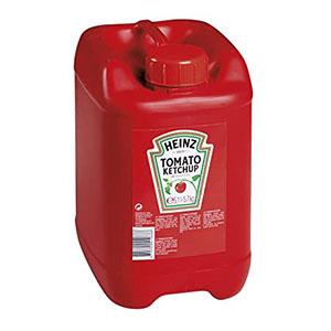 Jasa Internacional. Heinz. Tomato Ketchup Jerrycan