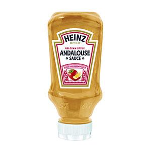 Jasa Internacional. Heinz. Salsa Andaluza
