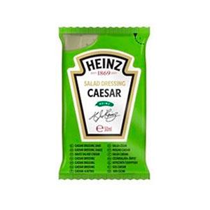 Jasa Internacional. Heinz. Monodosis Salsa Cesar