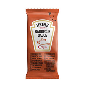 Jasa Internacional. Heinz. Monodosis Barbacoa