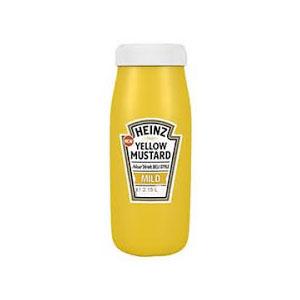 Jasa Internacional. Heinz. Mostaza Amarilla