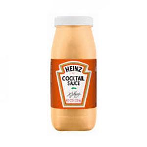 Jasa Internacional. Heinz. Salsa Cocktail