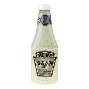 Jasa Internacional. Heinz. Salsa Pepper Ranch