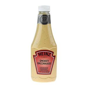 Jasa Internacional. Heinz. Salsa Smokey Baconnaise