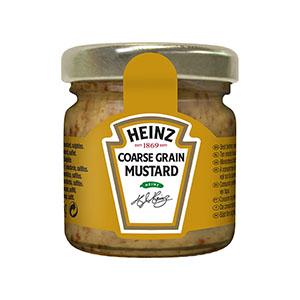 Jasa Internacional. Heinz. Room Service Mostaza