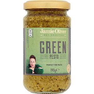 Jasa Internacional. Jamie Oliver. Pesto Verde