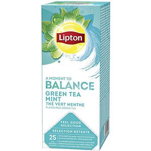 Jasa Internacional. Lipton. Té Verde con menta