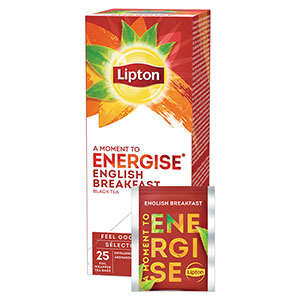 Jasa Internacional. Lipton. Té English Breakfast