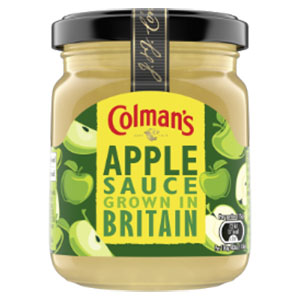 Jasa Internacional. Colman's. Salsa de Manzana Bramley