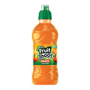 Jasa Internacional. Fruit Shoot. Orange Nas