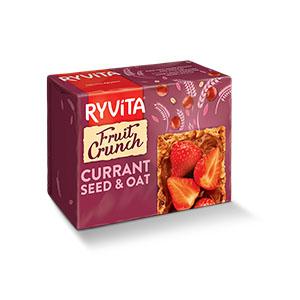 Jasa Internacional. Ryvita. Ryvita Currant Seed & Oat