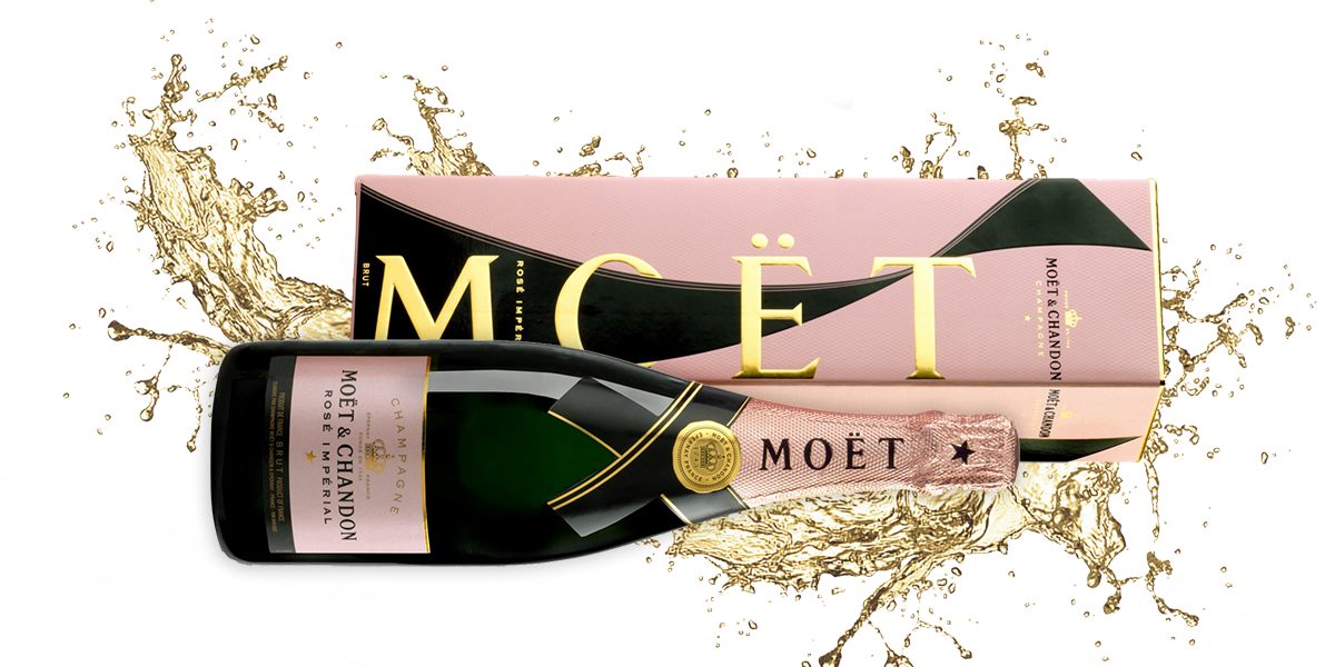Jasa Internacional. Moët Chandon