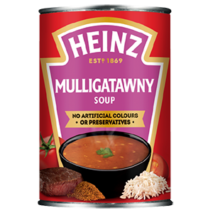 Jasa Internacional. Heinz. Sopa Mulligatawny