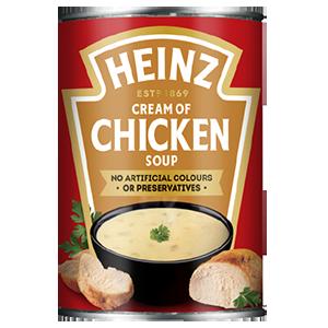 Jasa Internacional. Heinz. Sopa de Pollo