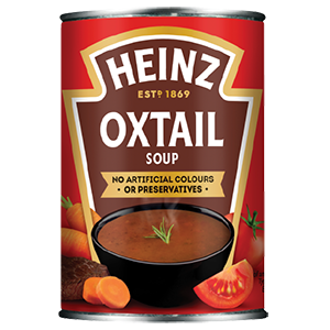 Jasa Internacional. Heinz. Sopa Rabo de Buey