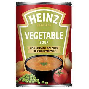 Jasa Internacional. Heinz. Sopa Vegetal