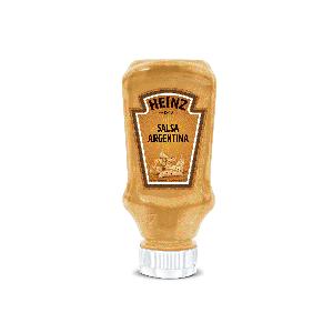 Jasa Internacional. Heinz. Salsa Argentina