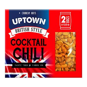 Jasa Internacional. Uptown. Uptown Cocktail Chili