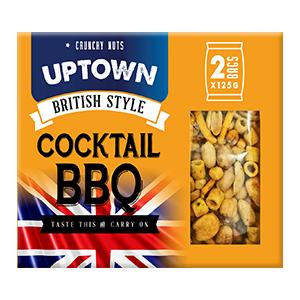 Jasa Internacional. Uptown. Uptown Cocktail Bbq