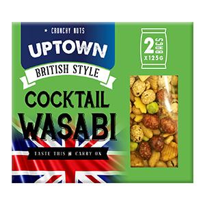 Jasa Internacional. Uptown. Uptown Cocktail Wasabi