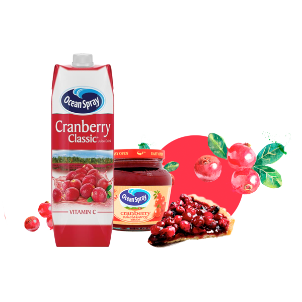 Jasa Internacional. Ocean Spray
