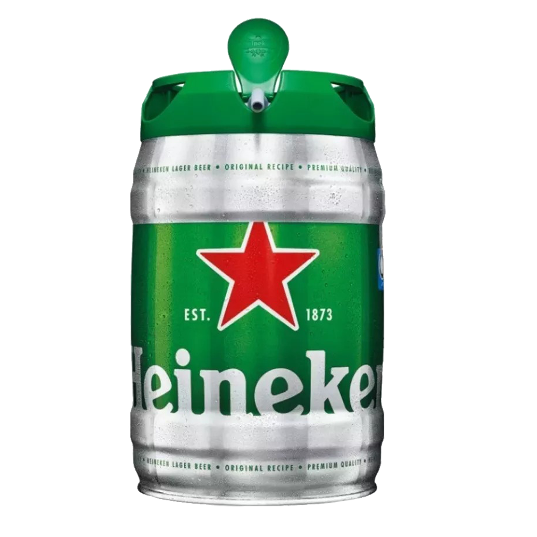 Jasa Internacional. Heineken. Cerveza Heineken 5l.