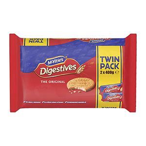 Jasa Internacional. McVitie's. Digestive 800 gr