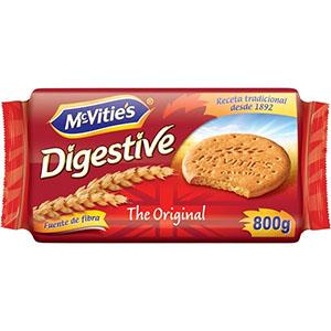 Jasa Internacional. McVitie's. Original Digestive Twin