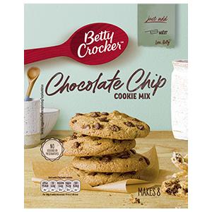Jasa Internacional. Betty Crocker. Preparado para Cookies