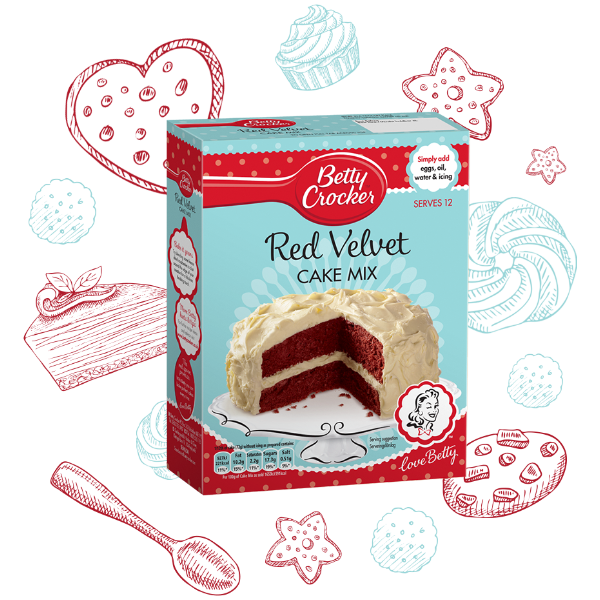 Jasa Internacional. Betty Crocker