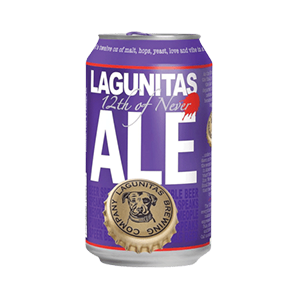 Jasa Internacional. Lagunitas. Cerveza Lagunitas Ale 12Th Of Never