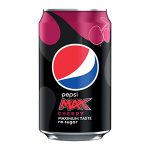 Jasa Internacional. Pepsi. Pepsi Max Cereza