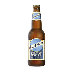 Jasa Internacional. Blue Moon. Cerveza Blue Moon