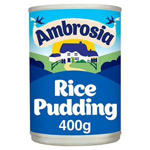 Jasa Internacional. Ambrosia. Pudding de Arroz