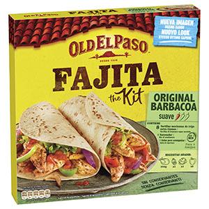 Jasa Internacional. Old El Paso. Kit Fajita