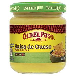 Jasa Internacional. Old El Paso. Salsa Mini Queso